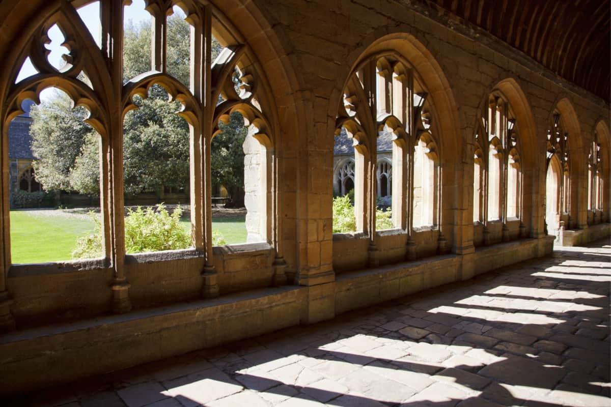 Bezoek aan de Universiteit van Oxford